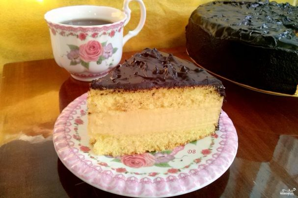 Птичье молоко (торт)
