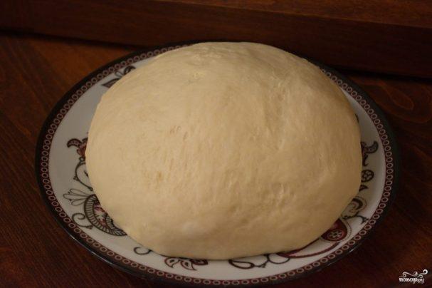 Тесто для пирога с курицей