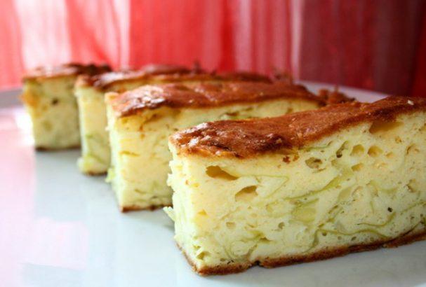 Пирог быстро и вкусно