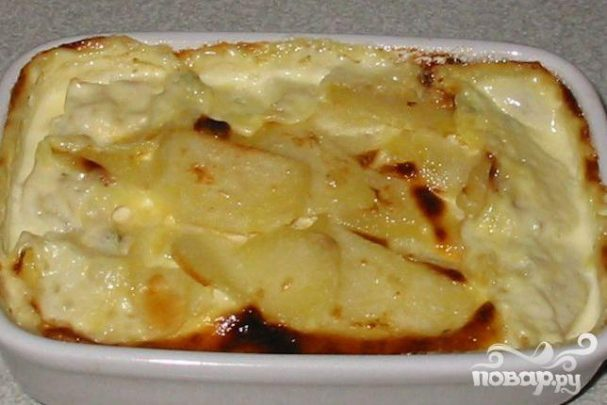 Картофель из Дофине
