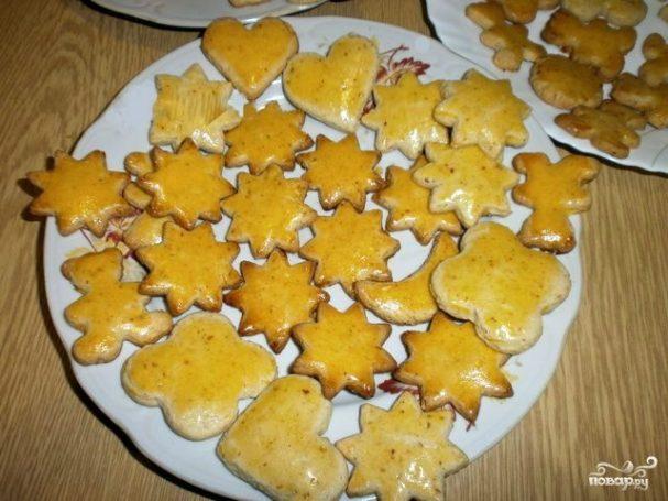 Швейцарское печенье