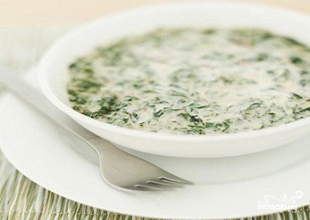 Кефир с зеленью по-азербайджански