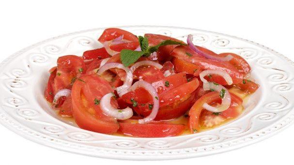 Любимый салат без майонеза