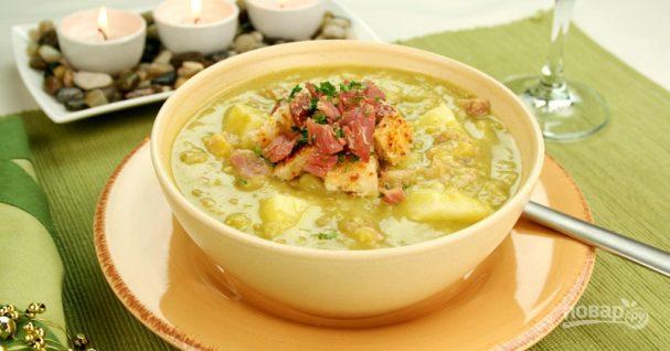 Суп в скороварке