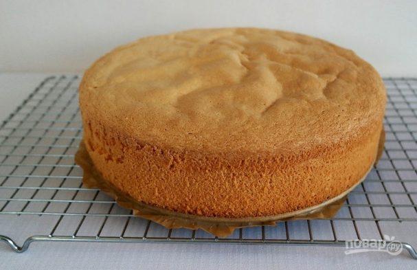 Бисквит классический для торта