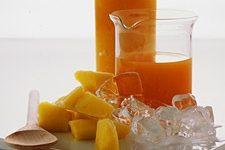 Морковный манговый льстец