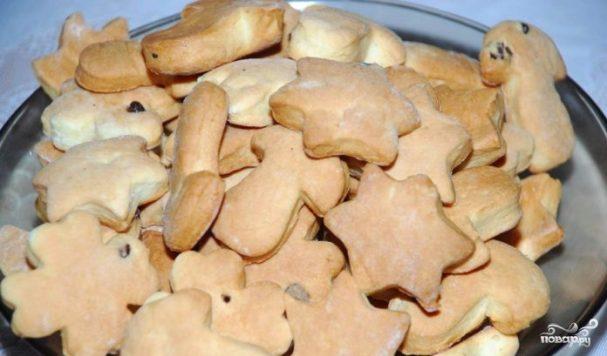 Печенье из сметаны