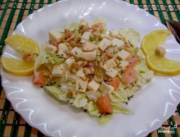 Салат к картошке