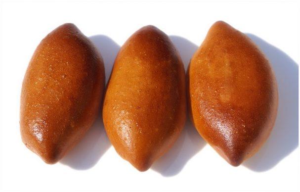 Пирожки с картошкой и фаршем