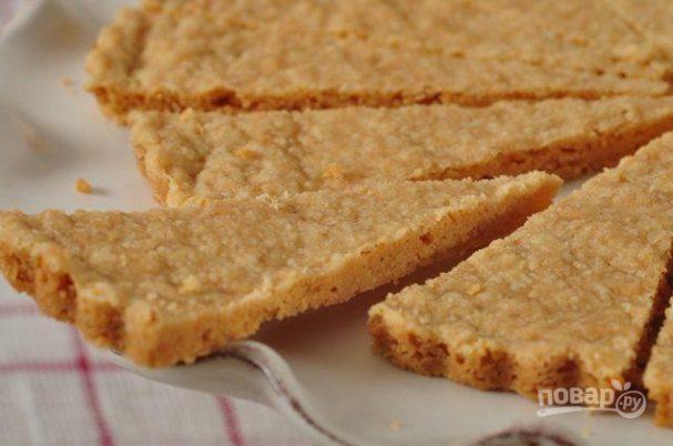 Песочное тесто со сметаной для пирога