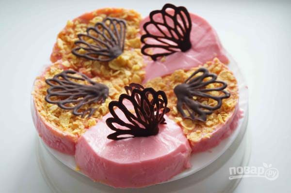 Диетический десерт
