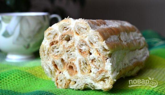 "Торт ""Полено"""