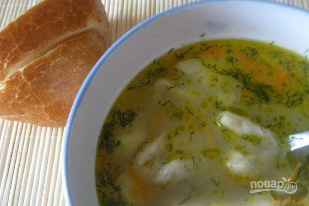 Заправочный суп как готовить
