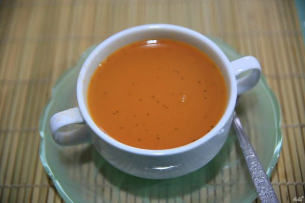Помидоровый суп