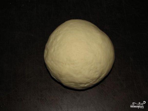 Бездрожжевое тесто для пельменей