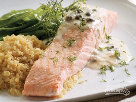Отварная рыба (простой рецепт)