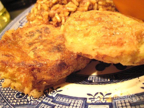Люля из картофеля