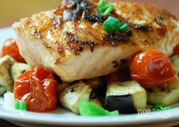 Рыба конгрио в духовке