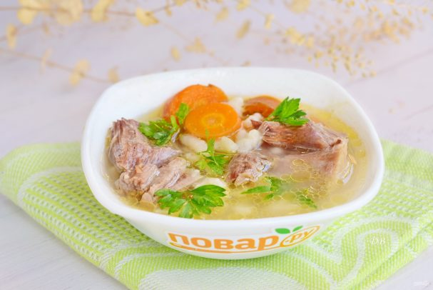 Монгольский суп «Батан»