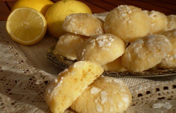 Итальянское печенье (бискотти)