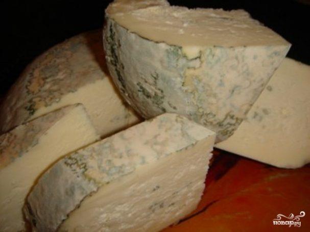 Сыр с плесенью в домашних условиях