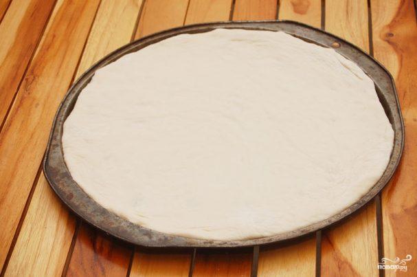 Тесто для пиццы на пиве