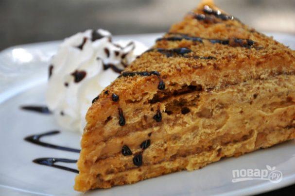 """Торт """"Идеал"""" рецепт по госту"""