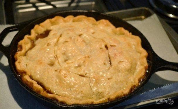 Быстрый рецепт яблочного пирога