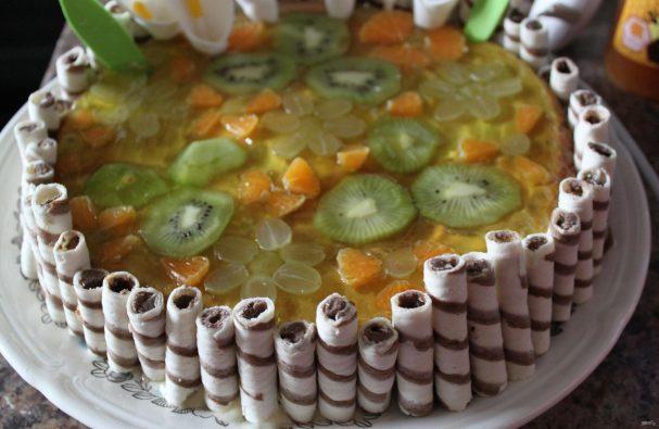 Самый аппетитный торт