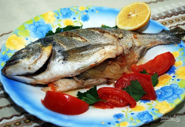 Рыба дорада