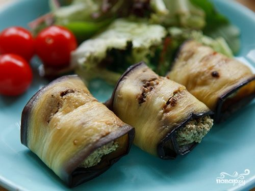 Баклажаны по-абхазски - рецепт с фото на