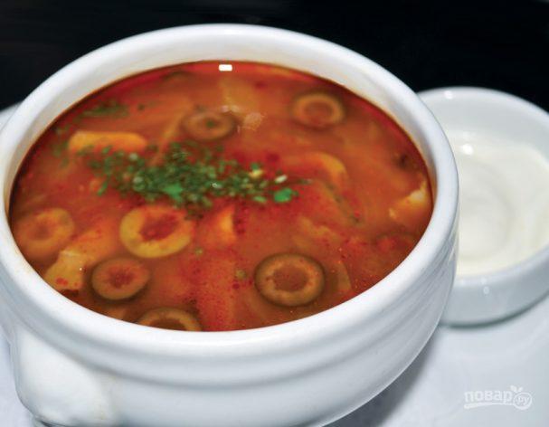 рецепт урыбного супа из осетрины