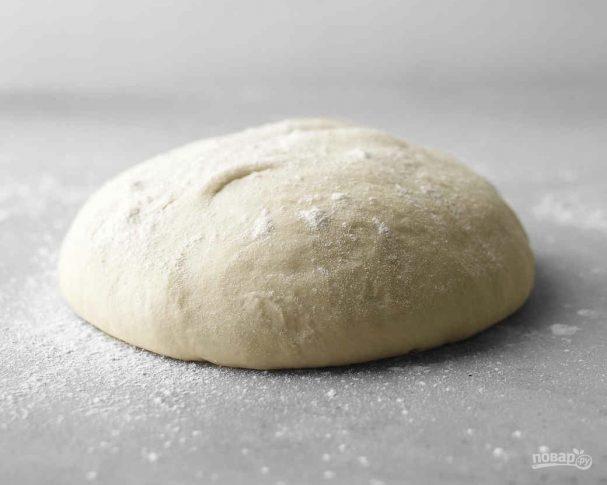 Пицца домашняя (тесто)