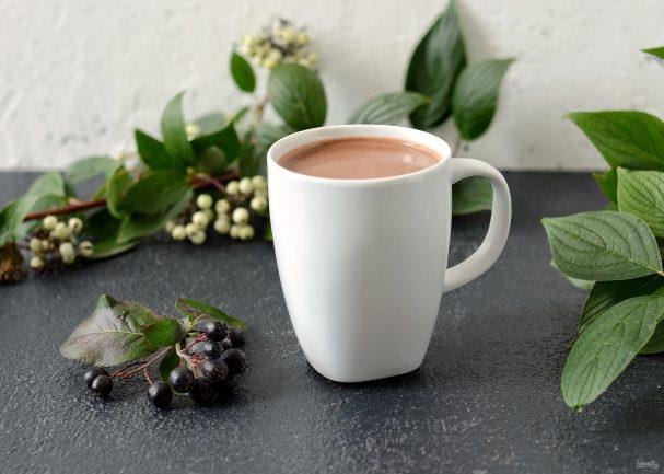 Какао на кокосовом молоке