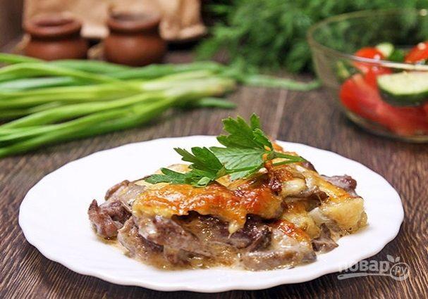 """Мясо """"По-царски"""""""