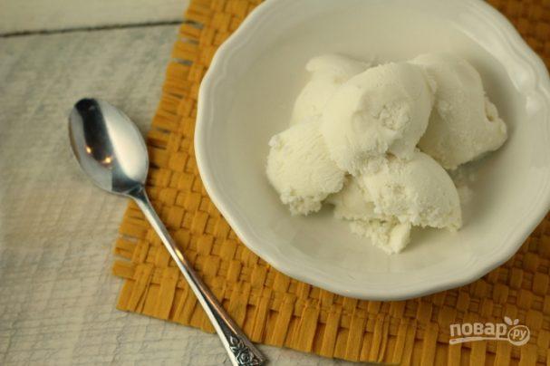 Пломбир для мороженицы