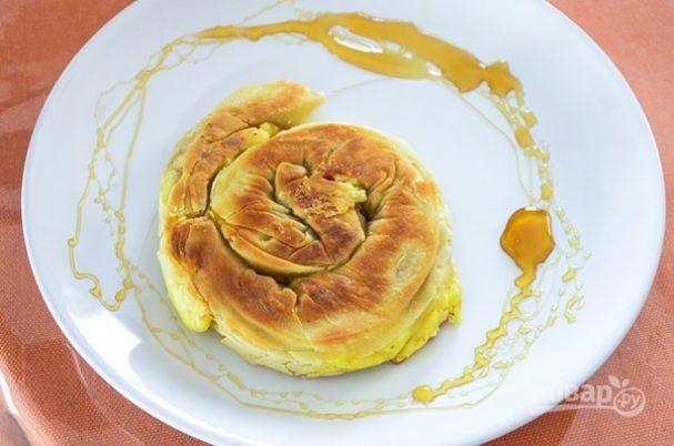 Греческий пирог с сыром