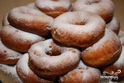 Пончики кольца