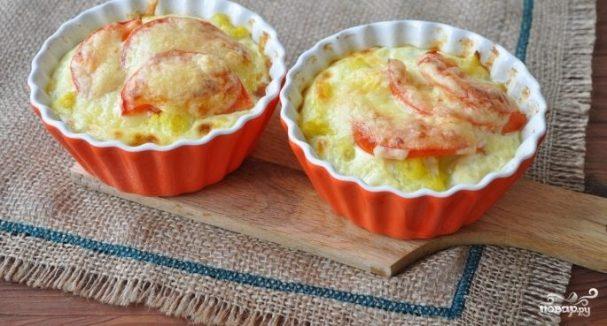 омлет с цветной капустой рецепт для 1.5 ребенка