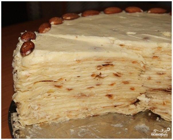 Торты на сковороде с фото