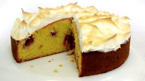 Лигурийский лимонный пирог от Пьера Эрме