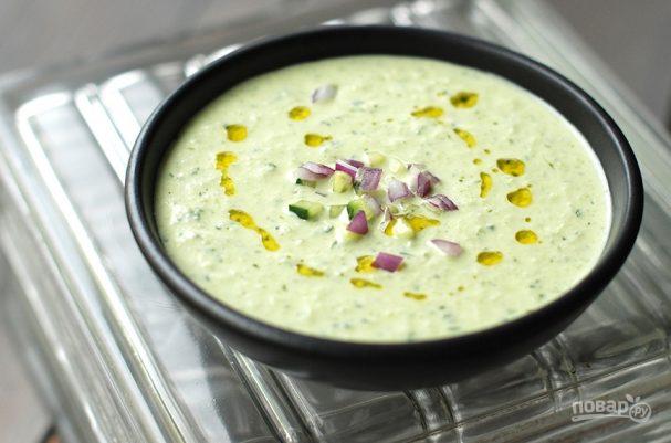Простой и вкусный суп