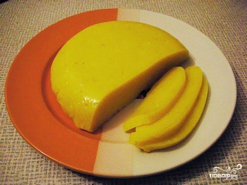 Сыр с дырками в домашних условиях