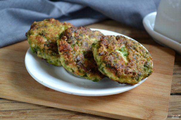 Овощные котлеты из брокколи рецепты