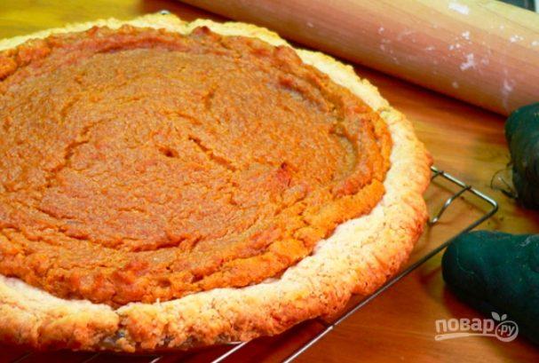 Рецепт картофельного пирога в духовке