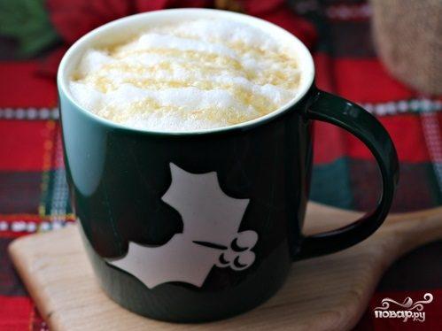 Кофе с пенкой