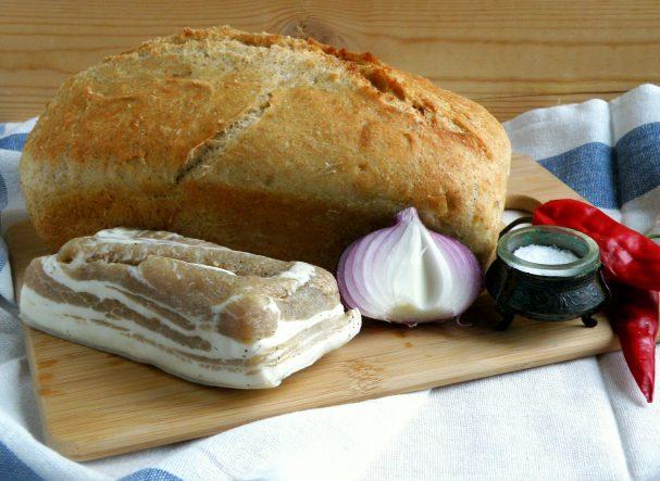 Хлеб отрубной на сыворотке