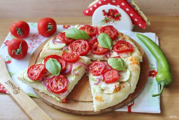 Испанская пицца