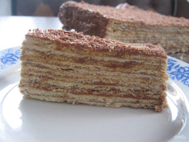 торт микадо настоящий рецепт с фото