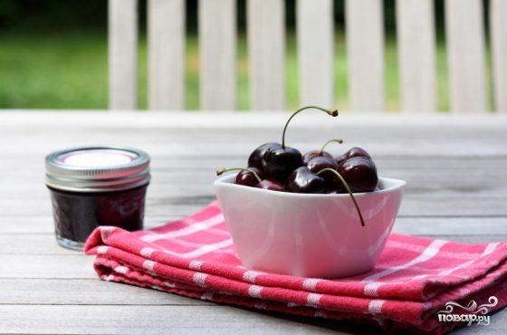 Варенье из вишни в мультиварке